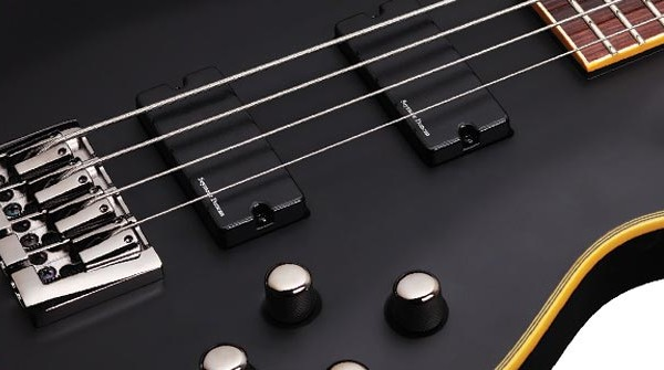 Bass of the Week: Schecter Blackjack ATX C-4