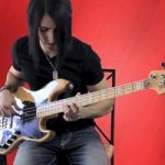 "Marcelo Feldman: Jackson 5's ""I'll Be There"" Solo Bass Cover"