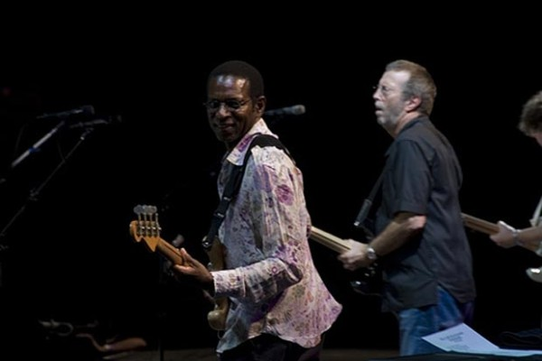 Eric Clapton Announces 2013 Tour Featuring Willie Weeks