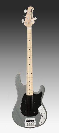 Ernie Ball/Music Man Unveils Sledge Sabre Bass