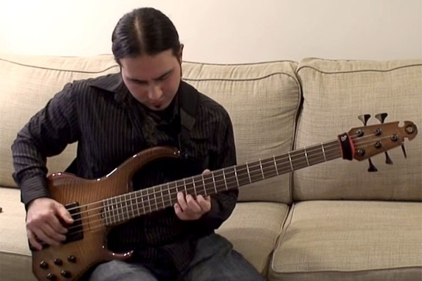 """Rob Smith: Solo Bass Arrangement of The Beatles' """"In My Life"""""""