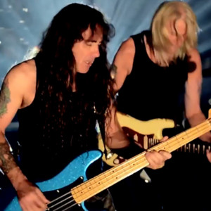 Steve Harris: Us Against the World