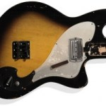 """Krist Novoselic's """"Smell Like Teen Spirit"""" Bass to Be Auctioned"""