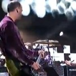 "Paul McCartney, Dave Grohl, Krist Novoselic and Pat Smear: ""Cut Me Some Slack"" – Live"