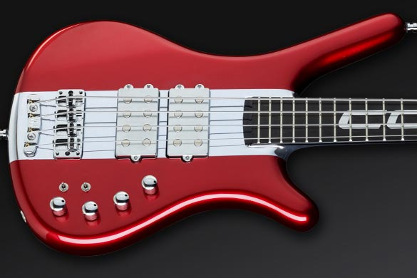 Warwick Introduces Corvette $$ NT Special Edition 68 Bass