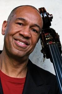 John Clayton with bass