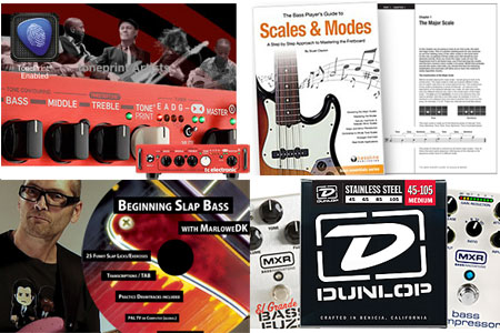 Bass Love: Thanks to Our Sponsors