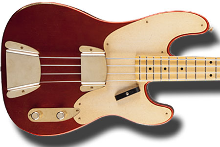 Fender Custom Shop Unveils 2013 Custom Collection Basses