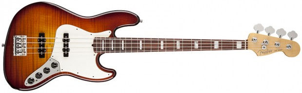 Fender Select Active Jazz Bass