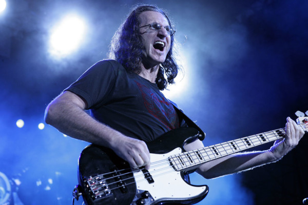 2012 Readers' Favorite Bassists – #4: Geddy Lee