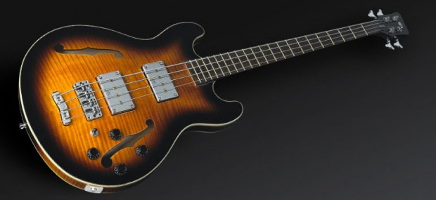 Warwick RockBass Star Bass - Flamed Maple Vintage Sunburst