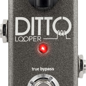 TC Electronic Announces Ditto Looper Pedal