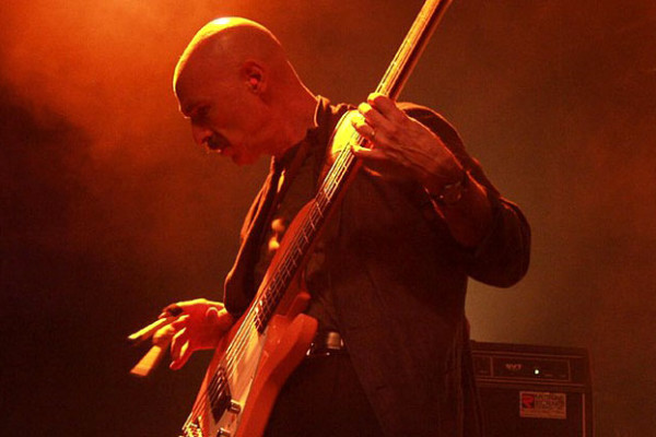 2012 Readers' Favorite Bassists – #9: Tony Levin