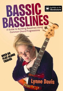 Bassic Basslines: A Guide to Building Basslines Using Common Chord Progressions