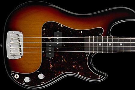 G&L Reissues LB-100 Bass
