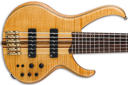 Ibanez Introduces BTB Premium Basses