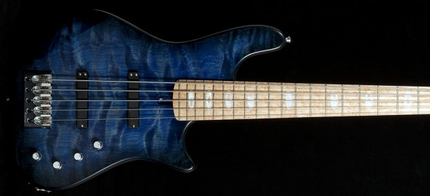 Marleaux Votan XS Deluxe Model Bass