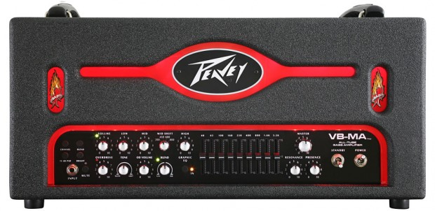 Peavey Unveils Michael Anthony Signature VB-MA Bass Amp