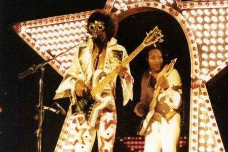 Bootsy Collins: Psychoticbumpschool, Live in Houston 1976