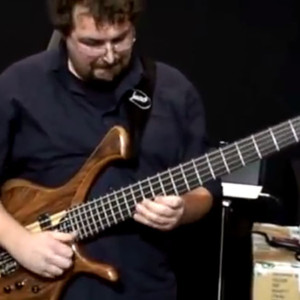 "Federico Malaman: ""Smells Like Teen Spirit"" Solo Bass Performance"