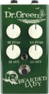 Ashdown Dr. Green Bearded Lady Bass Pedal
