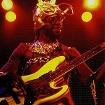 "P-Funk Bassist Cordell ""Boogie"" Mosson"