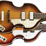 """Höfner Debuts """"Cavern"""" Versions of Contemporary and Ignition Violin Basses"""