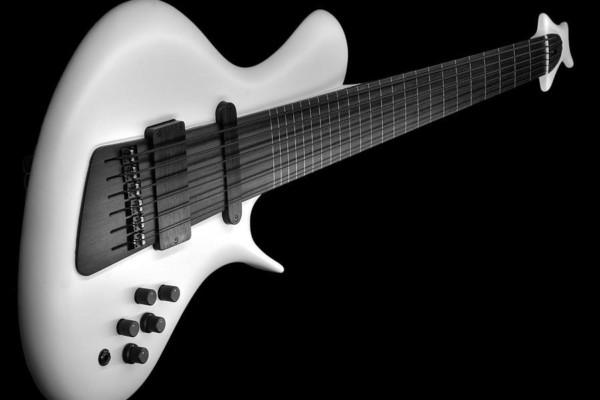 Jens Ritter Introduces R8-Concept Fretless Bass