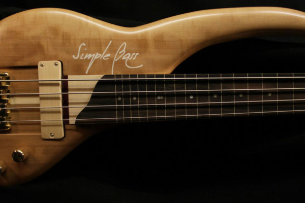 Bass of the Week: SimpleBass e4 Fretless Bass