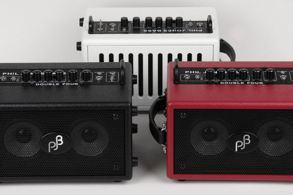 Phil Jones Bass Introduces Double Four Micro Combo Bass Amps