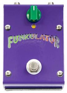 Creation Audio Labs Funkulator EQ Pedal