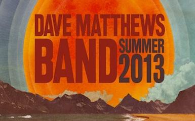 Dave Matthews Band Announces Massive Summer 2013 Tour