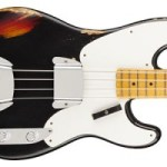 Fender Custom Shop Introduces Limited Relic 1955 Precision Bass