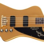 Gibson Celebrates With 50th Anniversary Thunderbird Bass