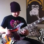 "Adam Stevens: Solo Bass Loop Arrangement of Bootsy Collins' ""I'd Rather Be With You"""