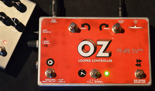 Molten Voltage OZ Looper Controller