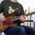 Lesson: Funky Bass Grooves and Fills with Open Strings