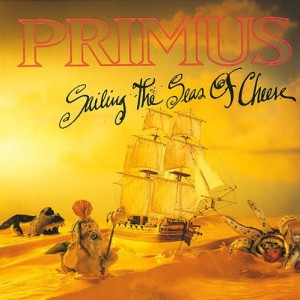 "Primus: ""Sailing the Seas of Cheese"" Reissue"