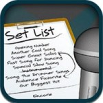 App Review: Set List Maker