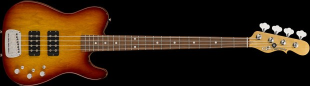 G&L Limited Edition Savannah Collection ASAT Bass