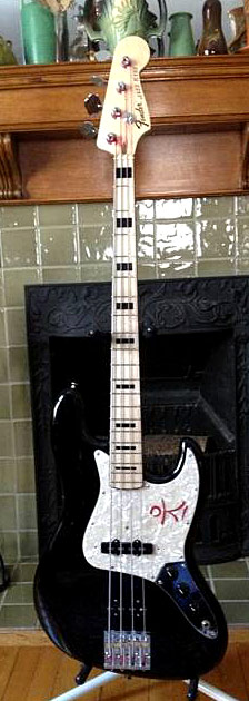 Geddy Lee Signature Bass