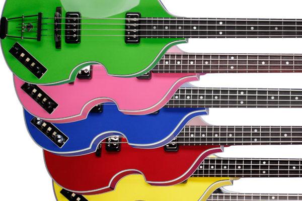 Höfner Introduces Gold Label Series Violin Basses