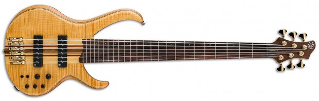 Ibanez BTB1406 6-string bass - full size
