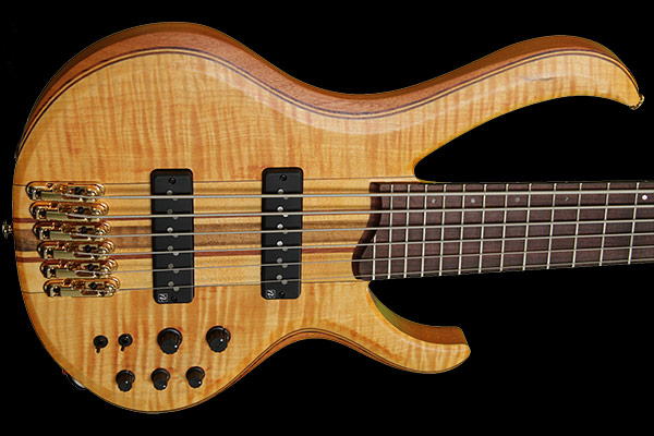 Gear Review: Ibanez BTB1406E 6-String Bass
