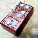 Iron Ether Introduces Subterranea Synth/Octave Pedal