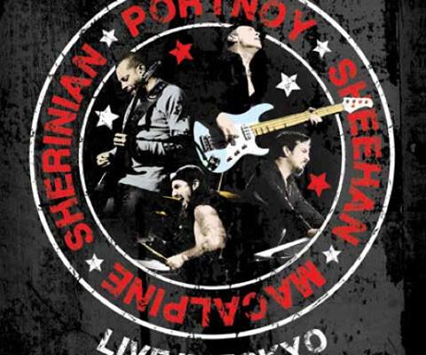 "Portnoy Sheehan MacAlpine Sherinian ""Live in Tokyo"" Announced"