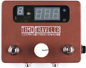 Tapestry Audio Time Traveler Pedal