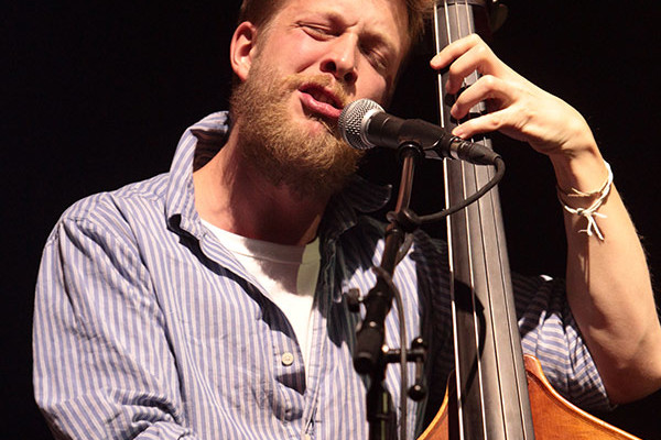 Mumford and Sons Bassist Ted Dwane Hospitalized