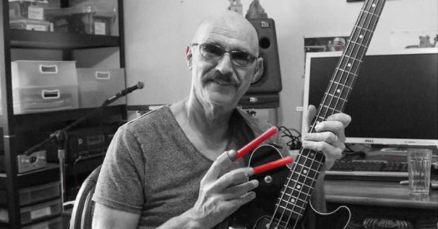 Tony Levin with Funk Fingers