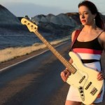 Bass With a Voice: An Interview With Danielle Schnebelen